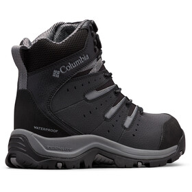 Columbia Gunnison II Omni-Heat Zapatillas Hombre, black/ti grey steel